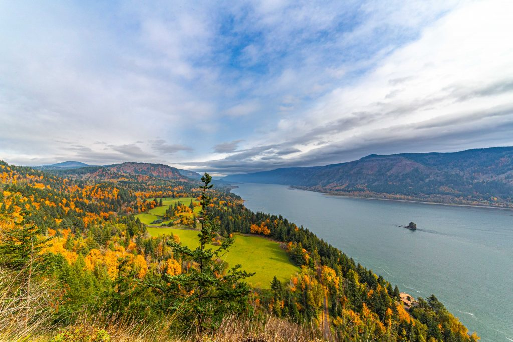 7 Wonder Of The Columbia Gorge Cape Horn